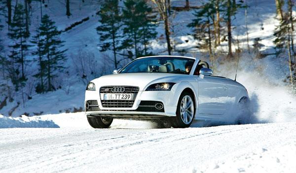 Audi TT S Cabrio
