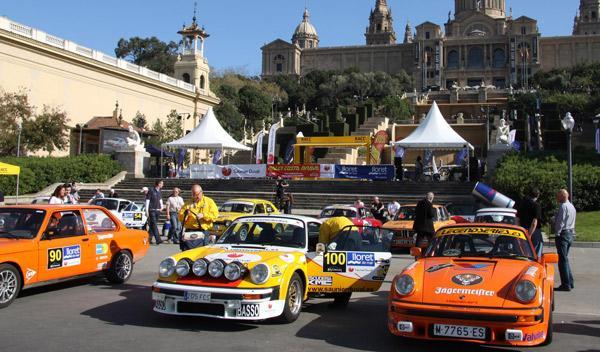 VIII Rally Costa Brava Histórico