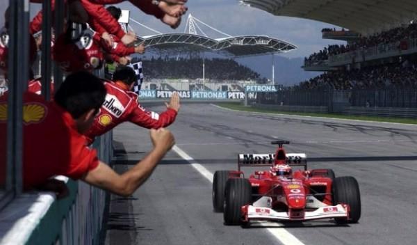 Michael Schumacher-2004