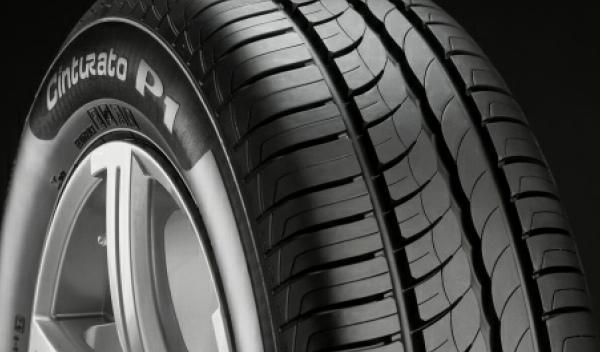Banda de rodadura del Pirelli Cinturato P1