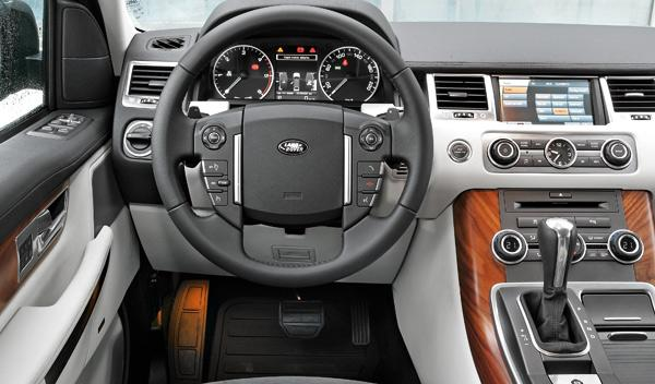 Range Rover Sport 3.0 SUV todoterreno interior