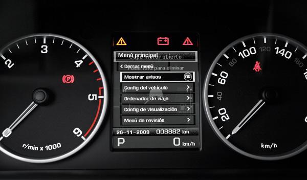 Range Rover Sport 3.0 SUV todoterreno cuadro de mandos