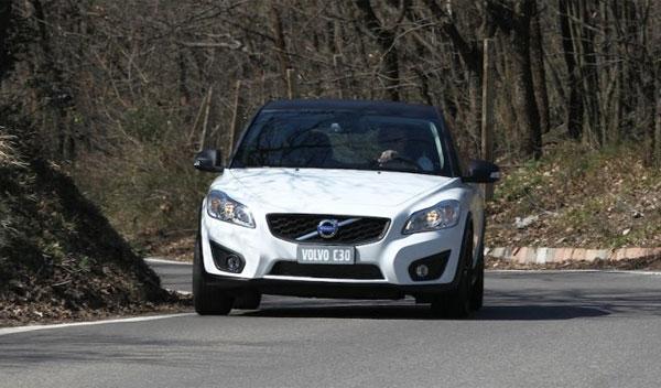 Volvo C30 Black Design frontal