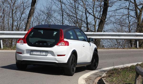 Volvo C30 Black Design zaga