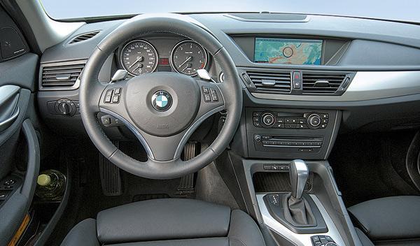 BMW x1 remolque SUV todoterreno
