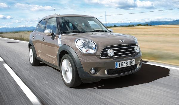 Mini countryman one SUV BMW diesel