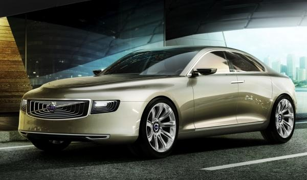 Volvo Concept Universe frontal