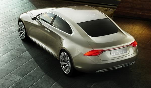 Volvo Concept Universe trasera