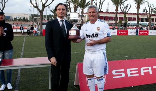 Vicente Adrián y Carlos Santillana