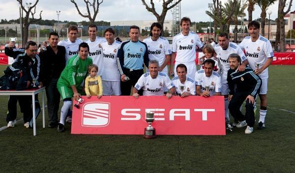 Veteranos Real Madrid