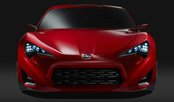 Scion FR-S Concept frontal
