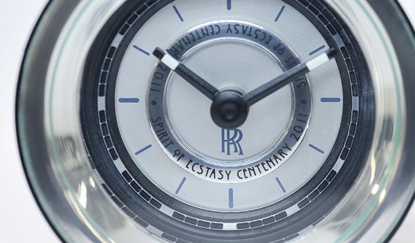 Leyenda en el símbolo de Rolls-Royce