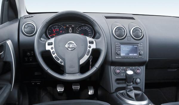 Mitsubishi ASX Nissan Qashqai SUV todoterreno
