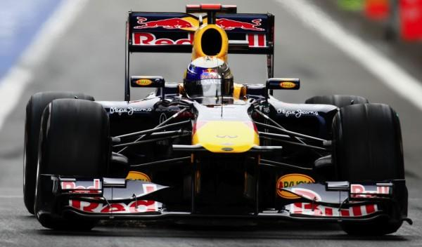 Mark Webber-Red Bull