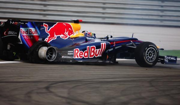 Sebastian Vettel-GP Turquía 2010
