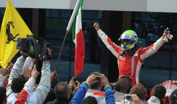 Felipe Massa-Turquía 2006