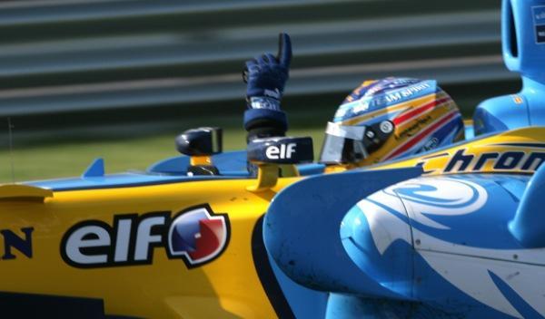 Fernando Alonso-GP Turquía 2006