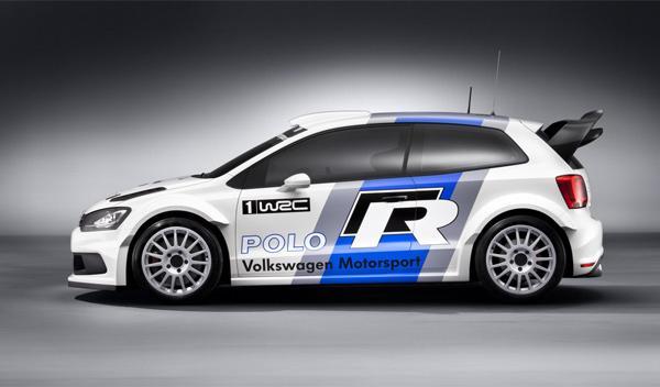 Volskwagen polo r wrc perfil