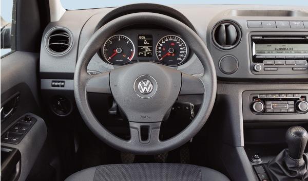Volkswagen Amarok volante