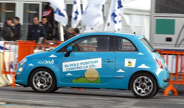 Pruebas Fiat Salón Automóvil Barcelona 2011