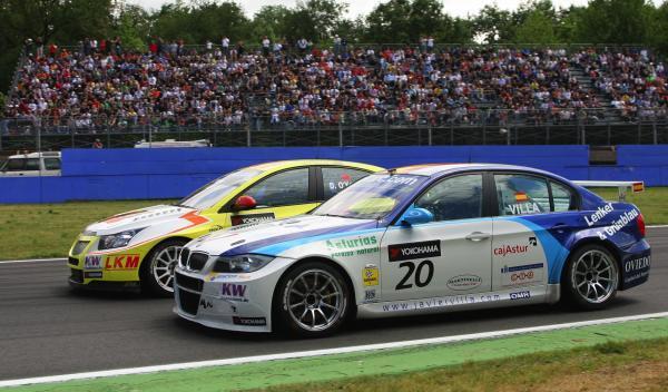 Javier Villa-BMW Proteam