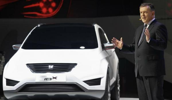Seat IBX