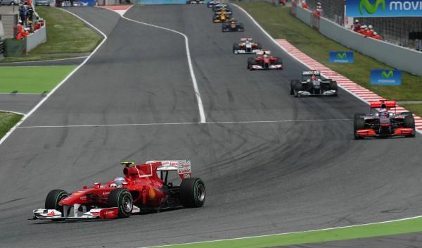 GP de España 2010