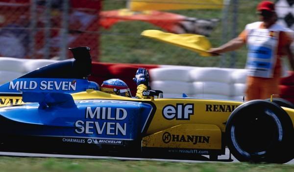Fernando Alonso-GP España 2003