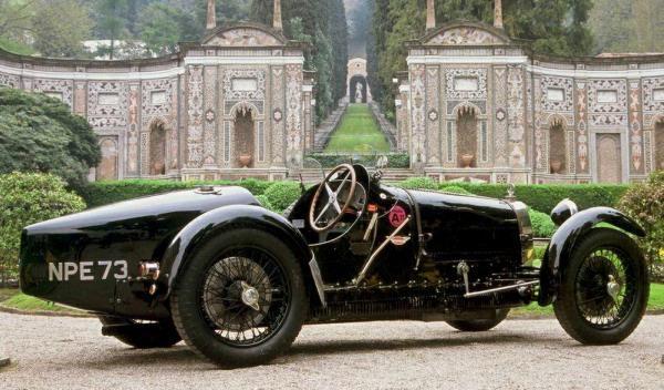 Bugatti International Meeting