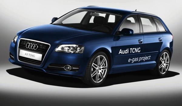 Audi A3-CNG
