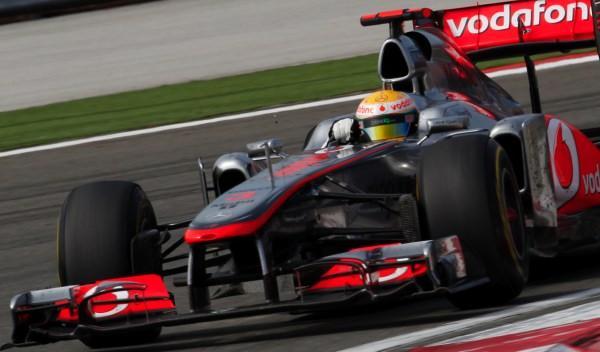 Lewis Hamilton-McLaren