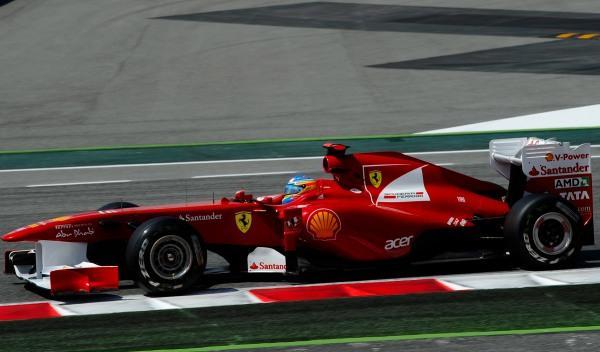 Fernando Alonso-GP España