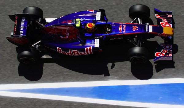 Jaime Alguersuari-GP de España