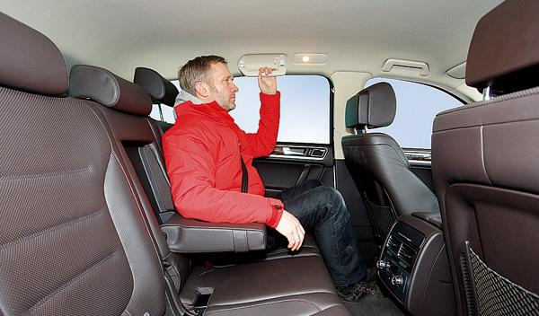 SUV Range Rover VW Touareg  BMW X5  Audi Q7