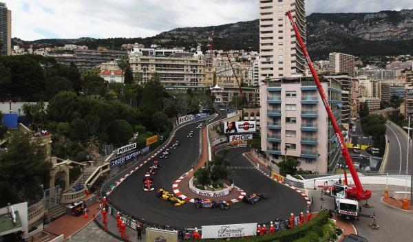 GP Mónaco 2010