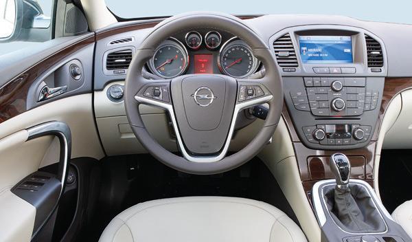 Opel Insignia Sports 4x4 todoterreno