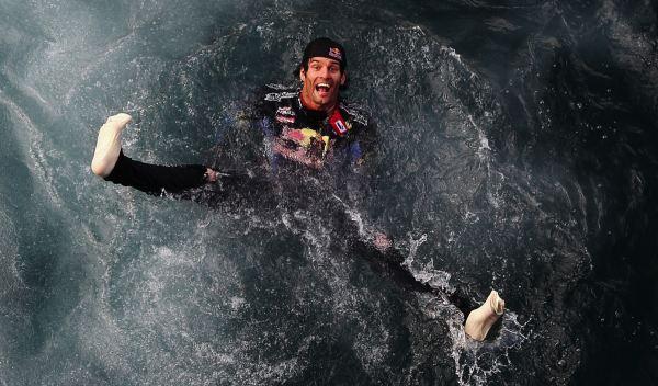 Mark Webber-GP Mónaco 2010