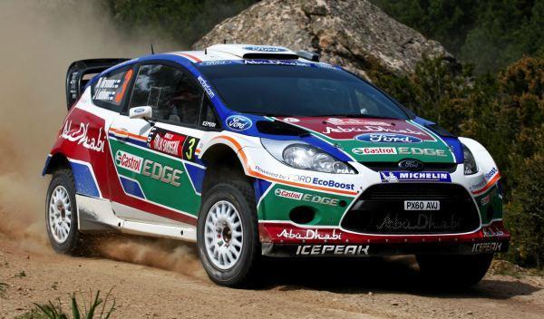 Mikko Hirvonen-Ford Fiesta RS