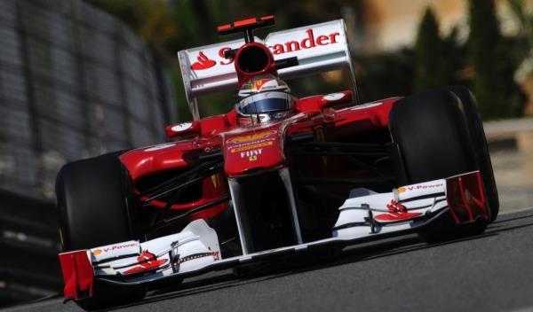 Fernando Alonso-GP Mónaco