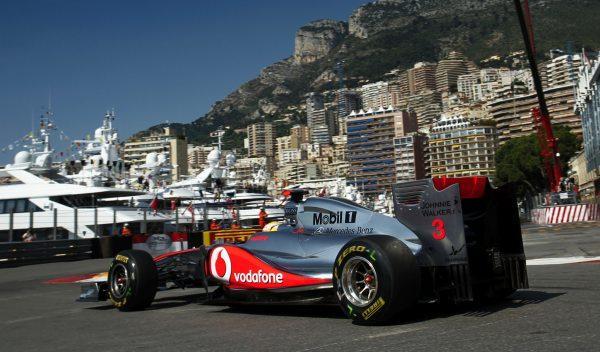 Lewis Hamilton-GP Mónaco