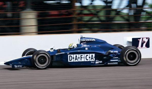 Oriol Servià-Indy 500 2009