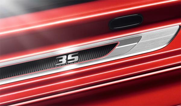 Volkswagen Golf GTI 35 Edition detalle