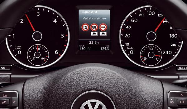 SUV Tiguan detector de fatiga Volkswagen nuevo