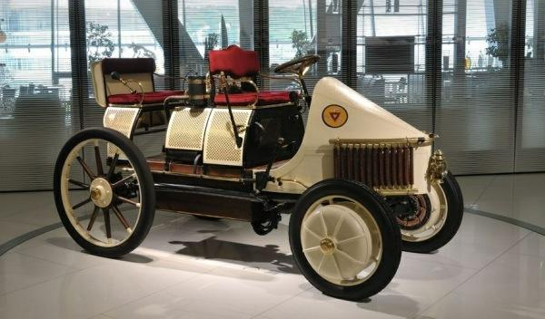 museo Porsche semper vivus