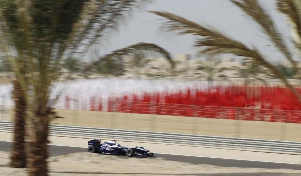 Circuito de Sakhir-Bahrein