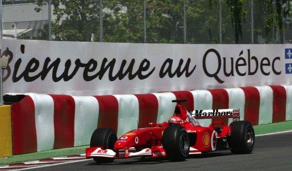 'Muro de los campeones'-Circuito Gilles Villeneuve