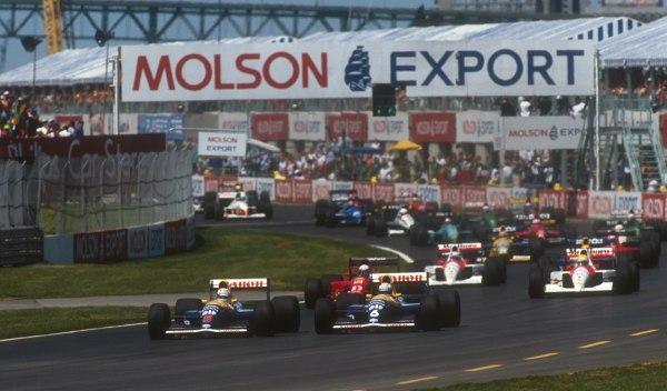 GP Canadá 1991