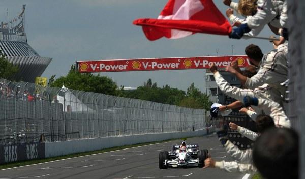 Robert Kubica-GP Canadá 2008