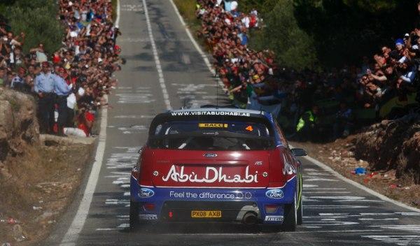 Rally de España 2010