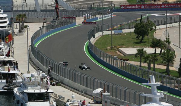GP de Europa 2010